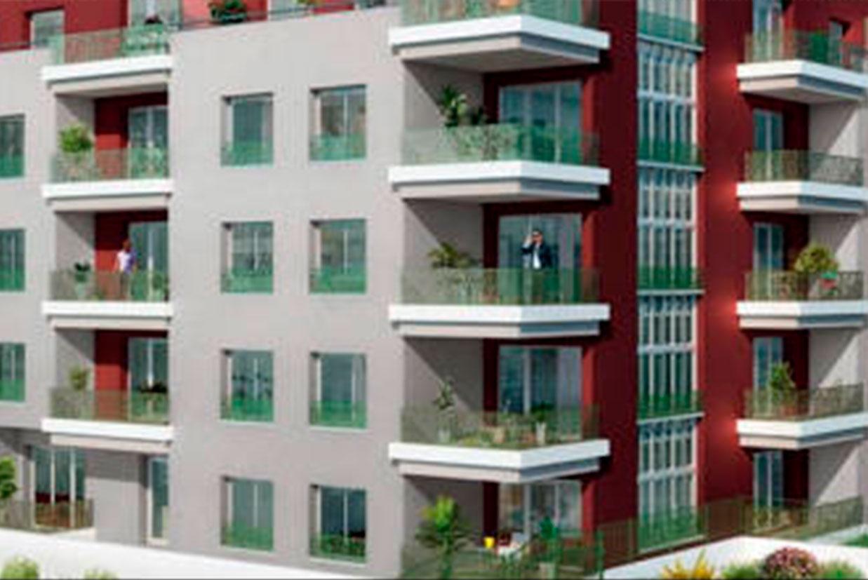 Construção de 96 habitações em LUCE « LE HAMEAU DU LUCE »