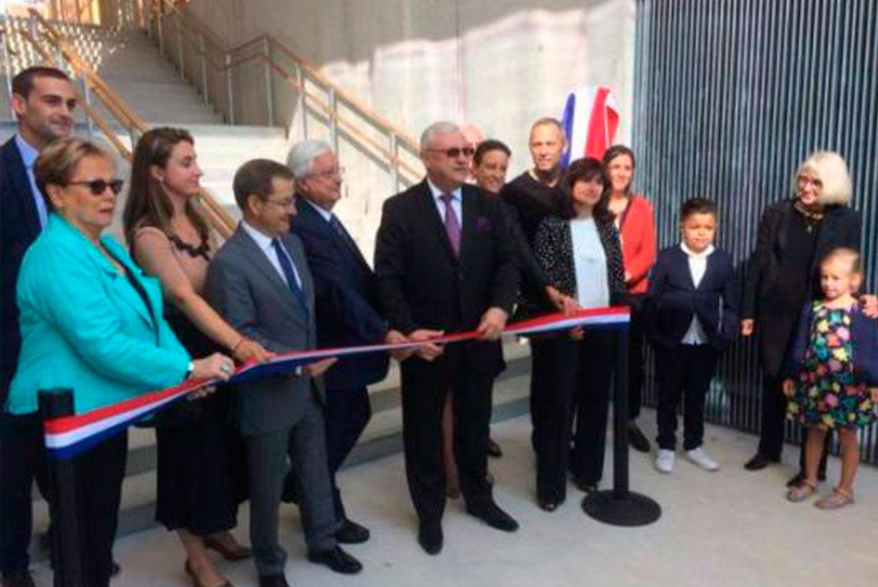 Inaugurado Centro Escolar Inovador