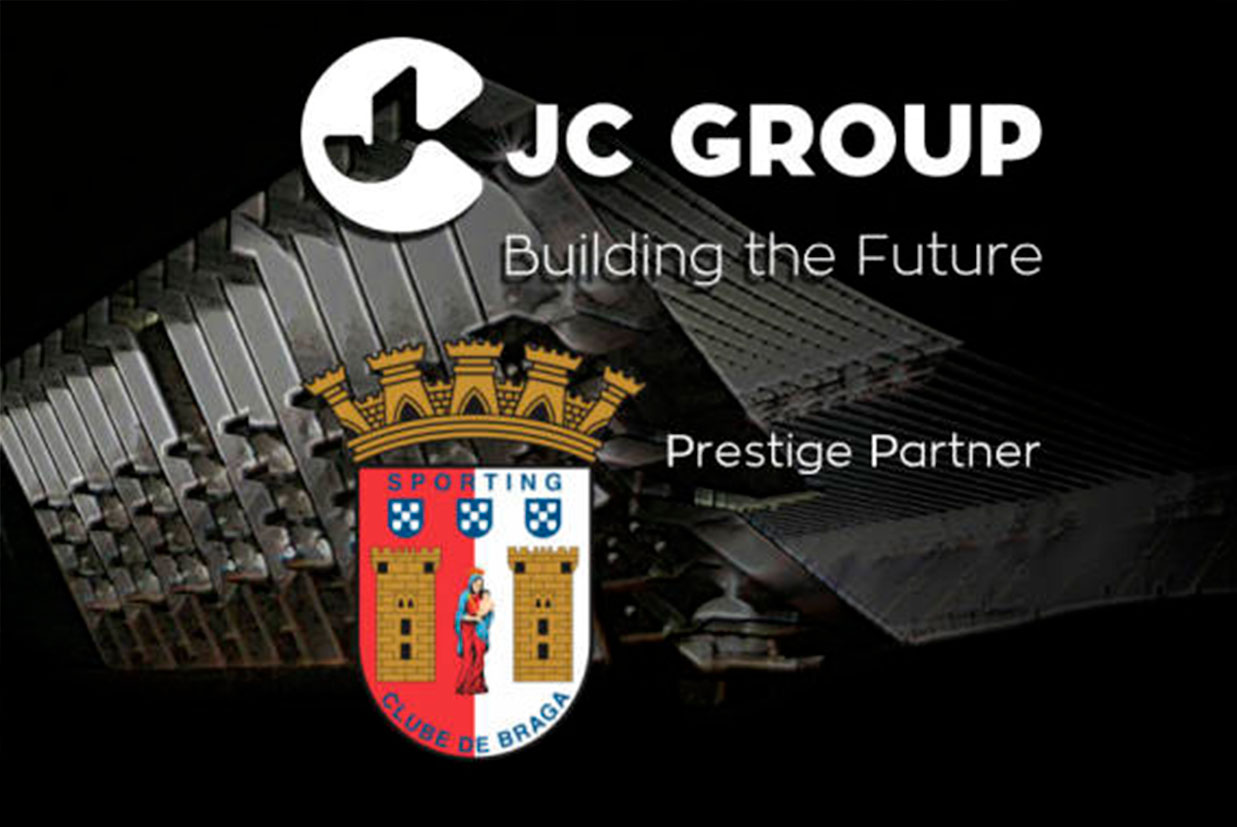 O JC Group torna-se Prestige Partners do S.C.BRAGA